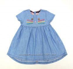 80cf16c71ef6148 Джинсовое платье next, 18-24 мес, 170 грн. Детские платья, сарафаны ...