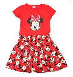 Яркое платье Disney, 7-8 лет