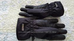 Перчатки Lenne eurotex waterproof на мальчика 8 размер