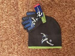 Шапка и перчатки, набор, Grand Sierra