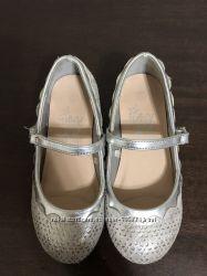 Туфли Accessorize в отличном состоянии размер 29-30английский12-й размер