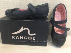 Туфли Kangol из натуральной кожи в идеальном состоянии