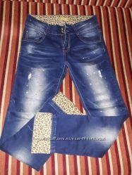 джинсы для девочьки