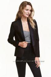 Оригинальный нарядный пиджак  H&M