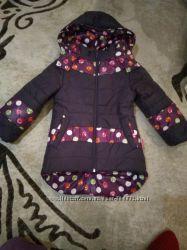 Тепла зимова куртка Одягайко р. 104