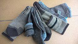 Носки теплые мужские Columbia. Осень-зима. США. Оригинал. р. 41-45