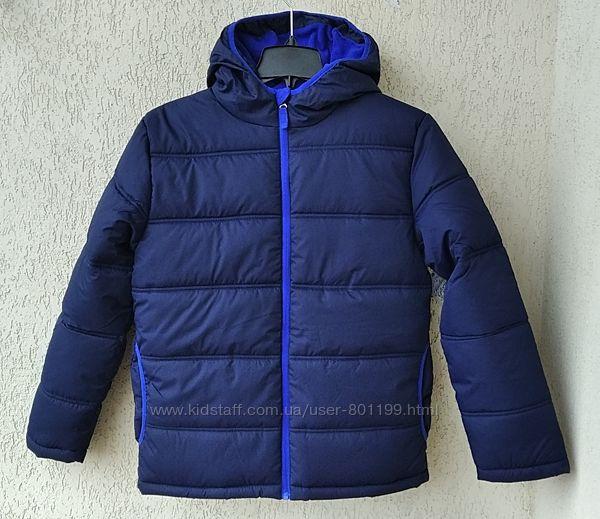 Зимняя куртка Faded Glory на мальчика 12-14 и 14-16 лет, очень тёплая