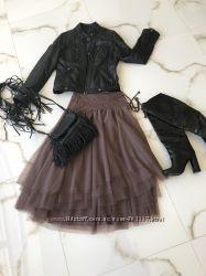 Роскошная пышная юбка