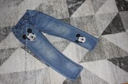 Крутые джинсы Next на 3-4 года рост 104 см