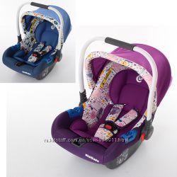 Автокресло бебикокон ME 1009-1 Newborn от 0 до 13 кг
