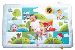 Большой развивающий коврик Tiny Love Веселая лужайка