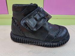 Кожаные демисезонные ботиночки Panda 9012