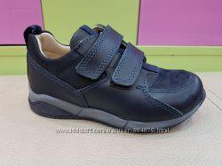 Кожаные кроссовки Pinky 801-P2
