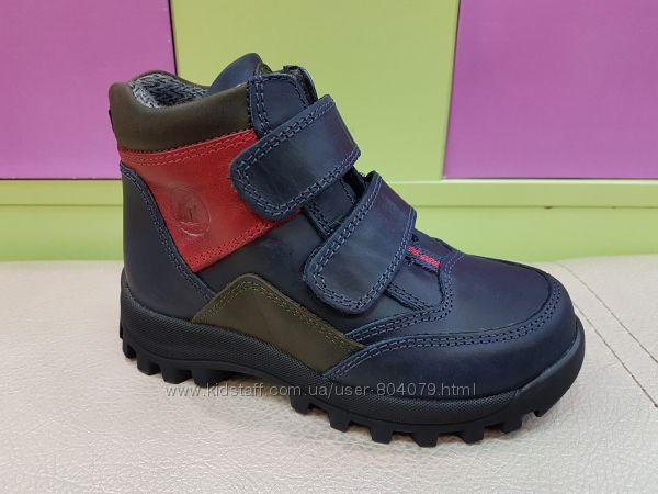 Кожаные демисезонные ботинки K. Pafi 37-930