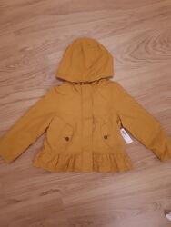 Куртка ветровка для девочки Old navy