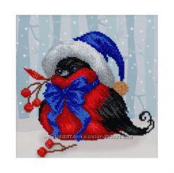 Вышивка бисером к Новому году