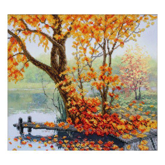 Осень - наборы для вышивания бисером