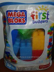 Mega bloks конструктор 80 деталей