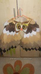Костюм новогодний Сова совы маска