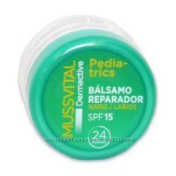 Mussvital Увлажняющий бальзам для носа и губ с защитным фактором SPF15, 10