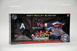 Крутой набор супергероя Капитан Америка. Captain America. Мстители Avengers