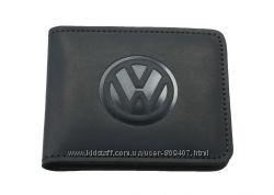 Кожаный кошелек Volkswagen