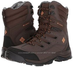 Мужские сапоги Columbia Gunnison Leather Omni-Heat р. 43