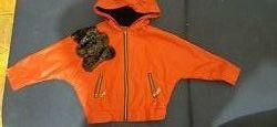Необыкновенная красивая курточка для маленькой модницы 4-7 лет