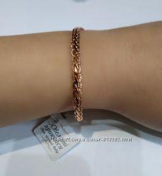 Позолоченный браслет, позолота