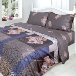 Комплект постельного белья сатин люкс ТМ Ярослав 54ecc47279292
