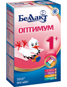 Смесь Беллакт , молочная смесь Беллакт Оптимум