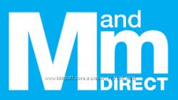 MandM Direct . Лучшие условия.   380  отзывов