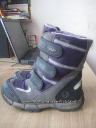 Зимние ботинки, сапожки superfit на gore-tex 32 размер
