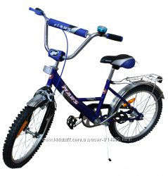 Велосипед Mars 20 ручне гальмо  ексцентрик