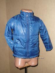 Демисезонная легкая куртка на 1, 5-2года в идеальном состоянии