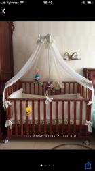 Детская фирменная кроватка Baby Italy
