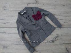 Трикотажный пиджак НМ 4--5 лет 110 см