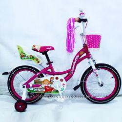 Инфанта 20 дюймов детский велосипед двухколесный Infanta для девочки
