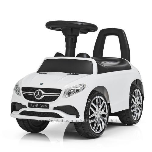 Мерседес M 3818 машинка толокар каталка с светом Mercedes