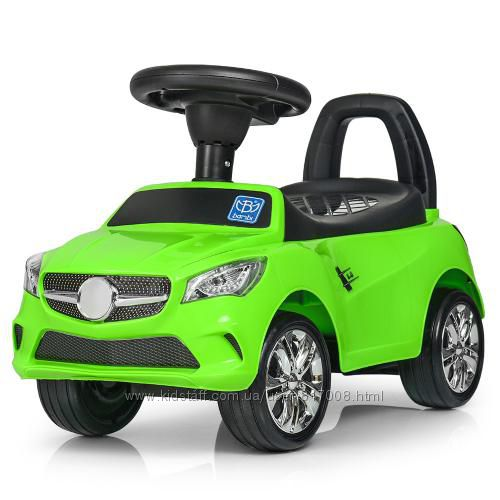 Бемби Мерседес 3147C с MP3 машинка детская Bambi толокар каталка Mercedes