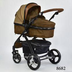 Джой 868 коляска универсальная трансформер люлька прогулка детская Joy