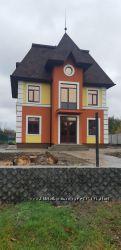 Фасадні , покрівельні та оздоблювальні роботи в  м. Біла Церква та Київські