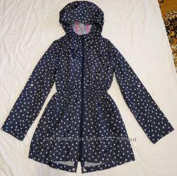 легенькая ветровка куртка YD 10-11 лет 146 см   плечи 34 рукав 51-58 ширина