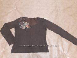 Кофточки толстовки свитера лонгсливы р. М Италия