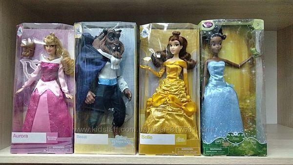 Класичні принцеси і принци оригінал Disney