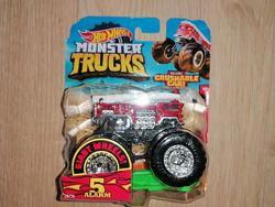 Hot Wheels Monster Jam ориинал Mattel