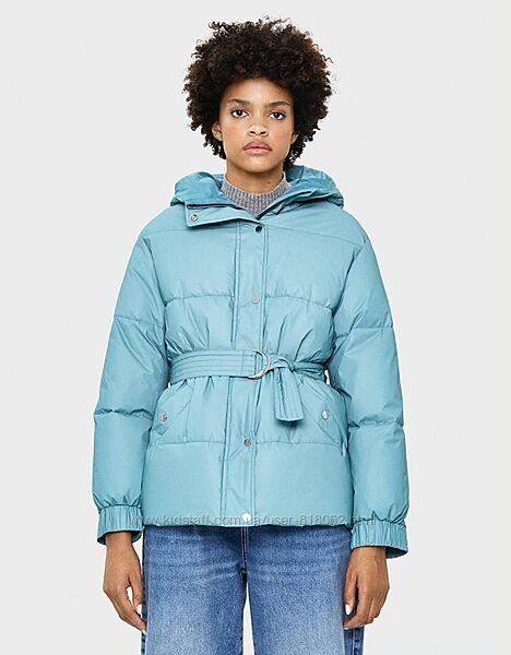 рефлективная Куртка от Bershka