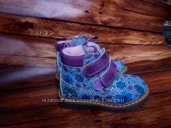 Ботинки сапоги на девочку