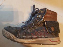 93a6c1778 Фирменные ботинки на меху Frank Walker с мембраной Polar-tex р-р 31 ...