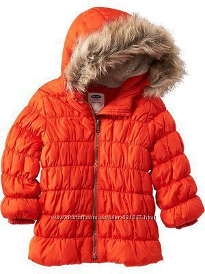 Пальто OLDNAVY на девочку разм. 4Т деми, еврозима